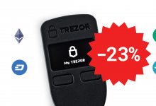 Photo of Trezor One Review: Now Even Cheaper than Ledger (Discounted: -23%)