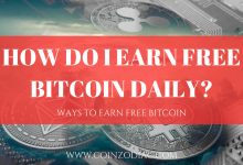 How Do I Earn Free Bitcoin Daily?