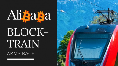 Photo of Alibaba's Jack Ma is now on the Block-Train