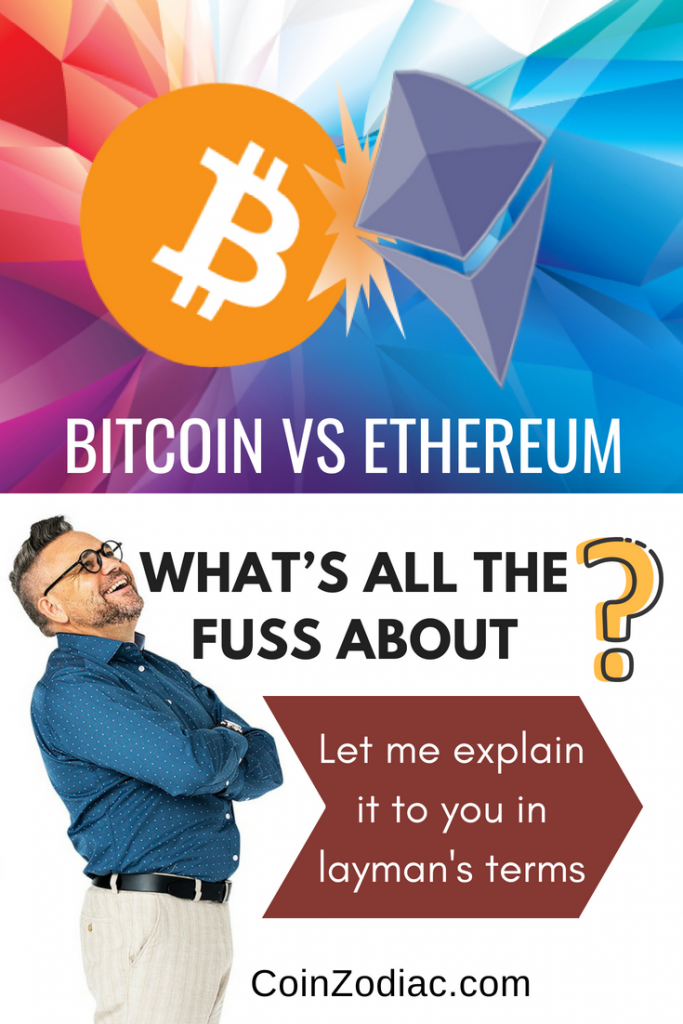 Ethereum vs Bitcoin: What's all the fuss about? CoinZodiac