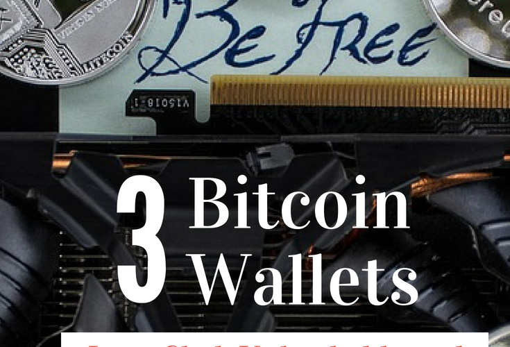 3 bitcoin wallets that are Iron-Clad, Unhackable and Time-Tested- CoinZodiac