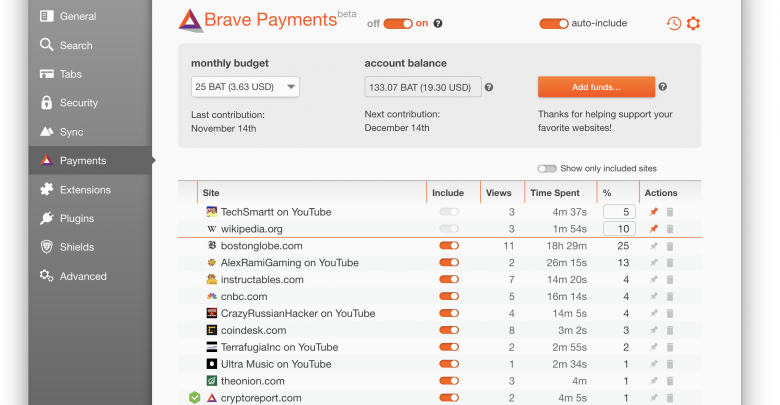 Photo of Brave Browser: A Scam Or A Blockchain Search Engine that Really Pays You?