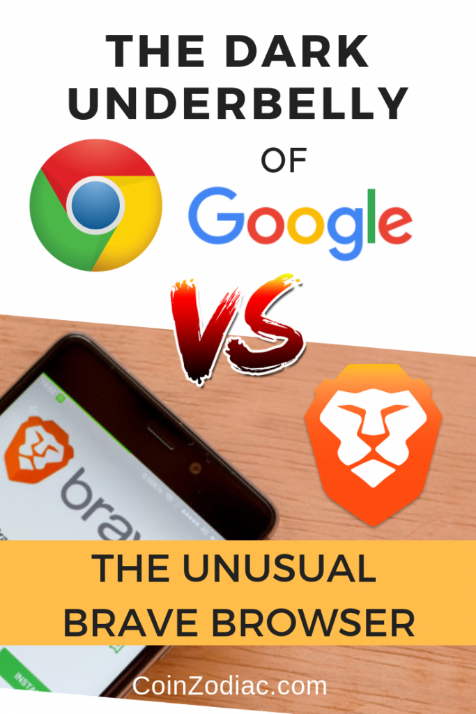 The Dark Underbelly of Google & The Unusual Brave Browser