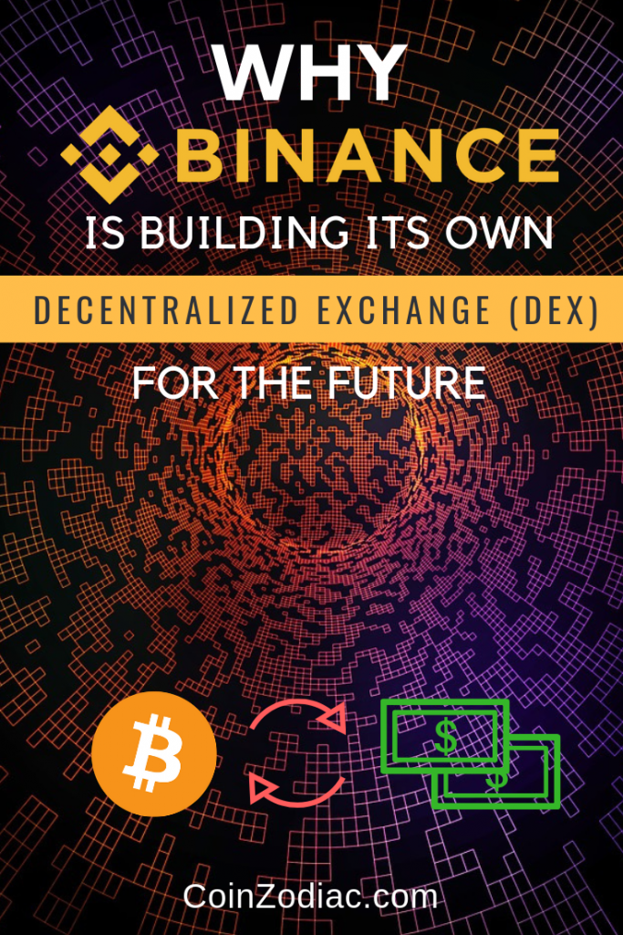 Why Binance is Building its Own Decentralized Exchange (DEX) for the Future. Coinzodiac