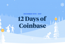 Photo of 12 Days of New Coinbase Features You've Missed Out