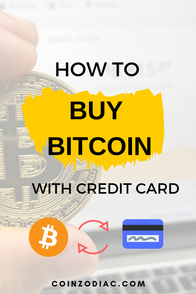 How do I Buy Bitcoin (BTC) on Binance w/ My Credit Card?
