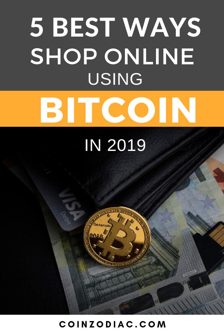 5 Best Ways to Shop Online using Bitcoin 2019