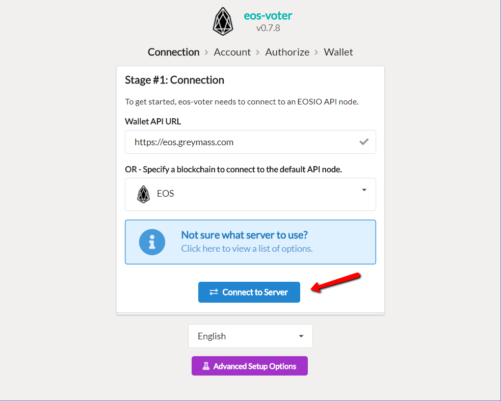 Eos-voter_connection | How to Unstake your EOS