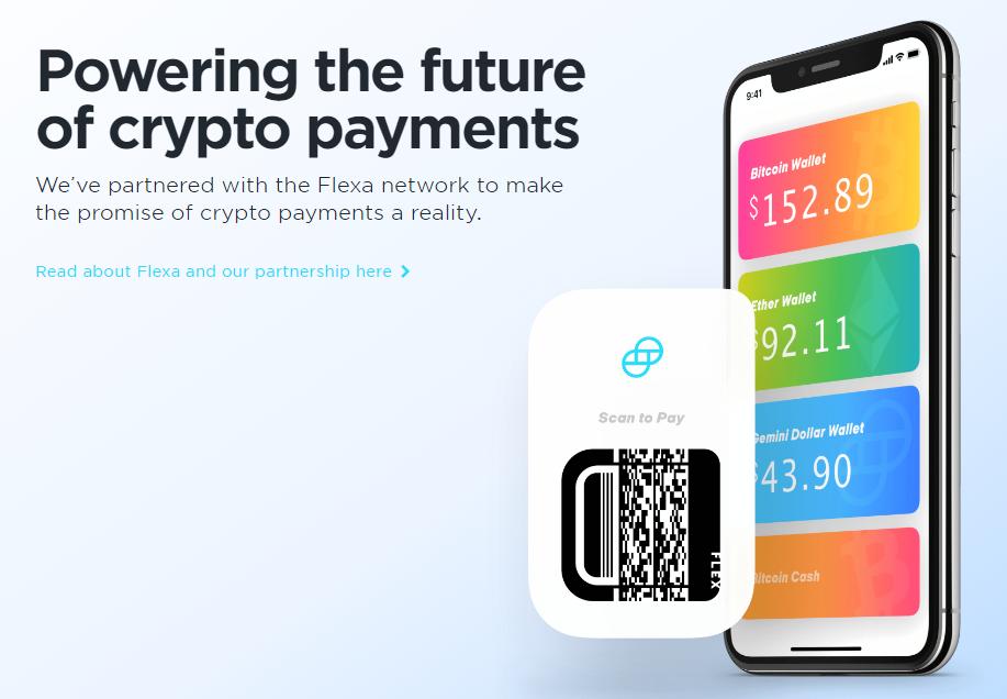 Flexa Crypto Payment | Coinzodiac.com