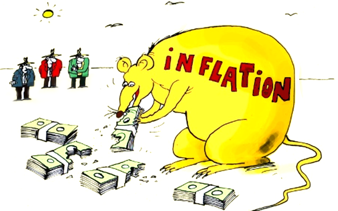 inflation monster