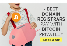 Photo of The 7 Best Domain Registrars You can Pay with Bitcoin Privately