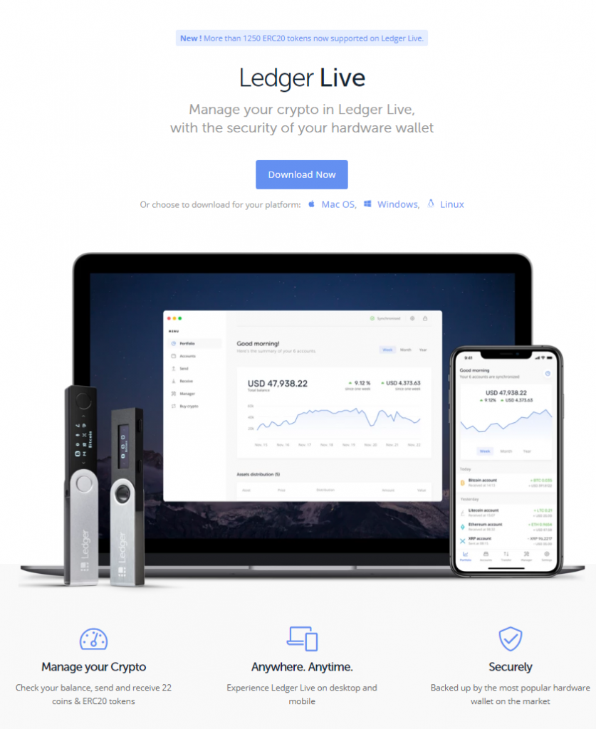 ledger live download
