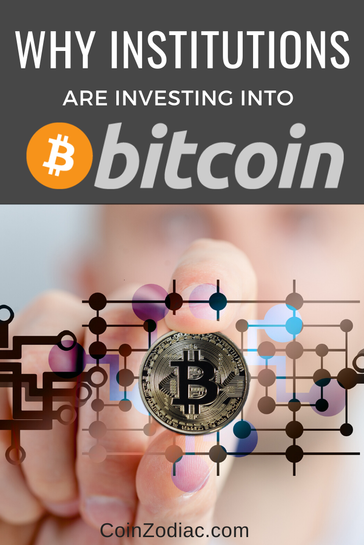 Why Institutions Are Investing into Bitcoin Infrastructure. Coinzodiac