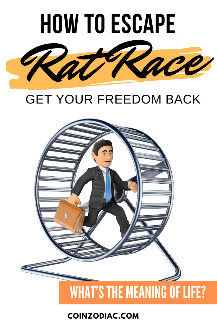 How to Escape the Rat Race (And... the Origin of New Year's Day) Coinzodiac